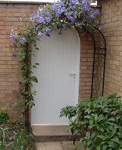Single Stretton arch