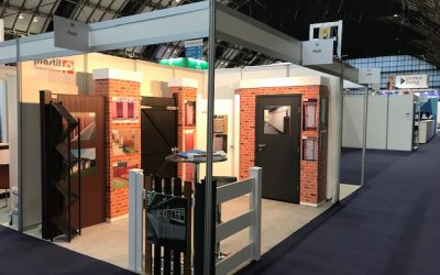 Plastil exhibits at the CIH Housing Conference in Manchester
